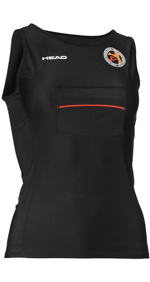 Head W's Swimrun ÖTILLÖ Ltd Top W/Pocket Black